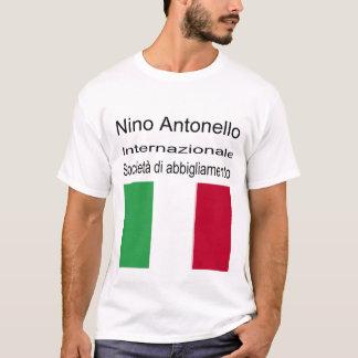 Camiseta Nino Antonello Internazionale Societa Di Abbigliam
