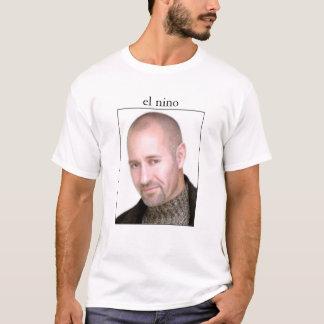 Camiseta nino do EL