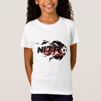 Camiseta Nitro t-shirt das meninas