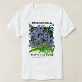 Camiseta Nivelando estoques Scented