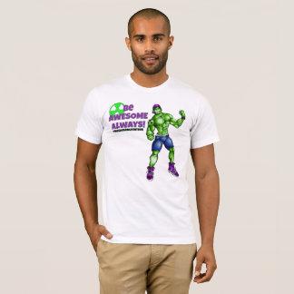 Camiseta NNC: Ronin - seja impressionante sempre