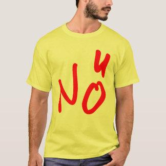 Camiseta nö