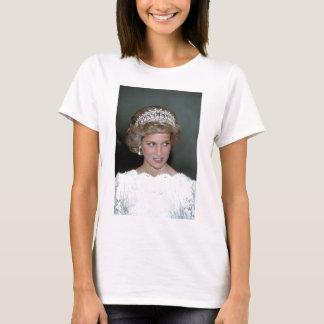 Camiseta No.114 princesa Diana EUA 1985