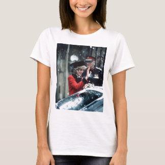 Camiseta No.73 princesa Diana Cambridge 1985