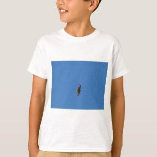 Camiseta No azul
