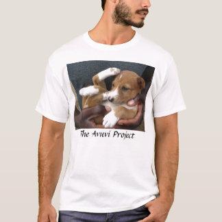 Camiseta No bom filhote de cachorro de Hands_Benin
