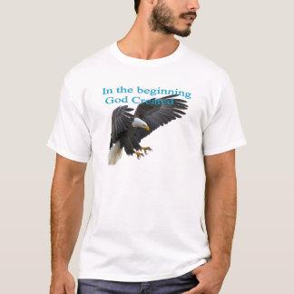 Camiseta No começo