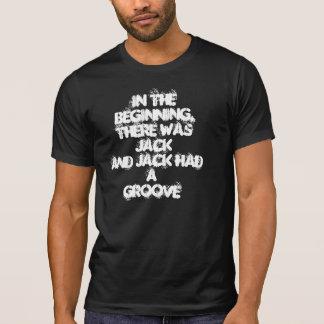 Camiseta No começo, havia Jack A… - Personalizado