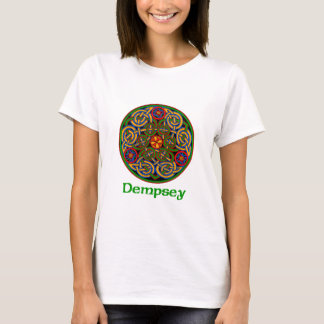 Camiseta Nó do céltico de Dempsey