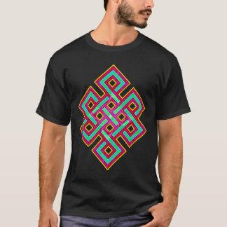 Camiseta Nó eterno budista