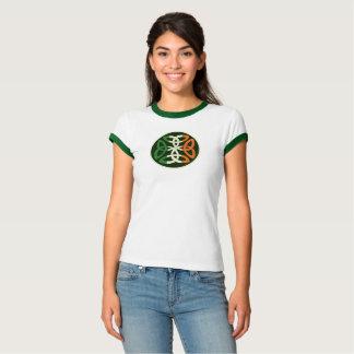 Camiseta Nó eterno celta Ireland Eire da bandeira irlandesa