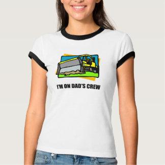 Camiseta No grupo dos pais