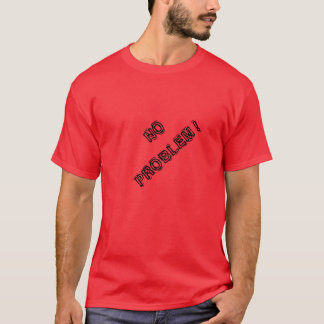 Camiseta No. Problem