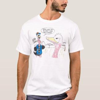 Camiseta Nó que sente o?