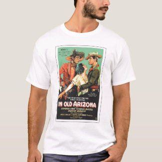 "Camiseta ""No t-shirt 1928 do cartaz cinematográfico do"