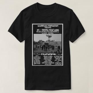 Camiseta no t-shirt das barracas