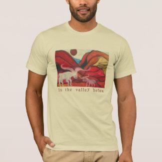 Camiseta No vale abaixo