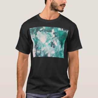 Camiseta No verde