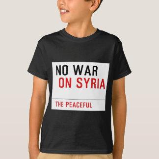 CAMISETA NO-WAR-ON SYRIA