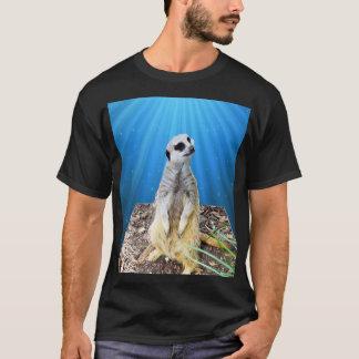 Camiseta Noite azul de Meerkat, _