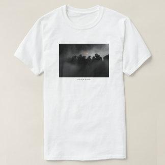 Camiseta Noite branca