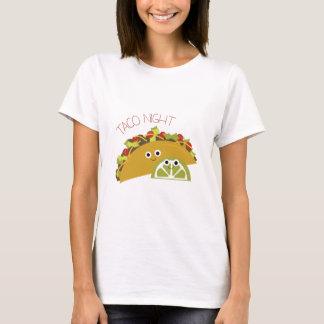 Camiseta Noite do Taco