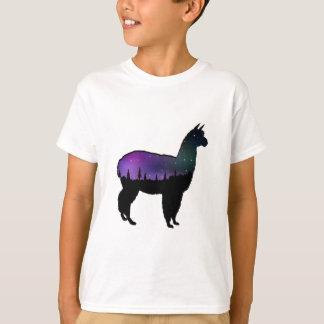 Camiseta Noites do lama