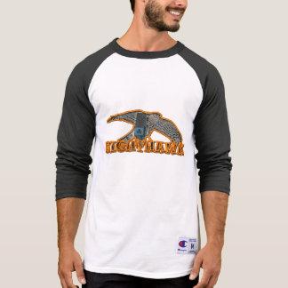 Camiseta Noitibó-americano ambos os lados agora