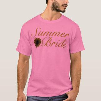 Camiseta Noiva 07 do verão