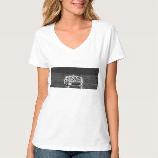 Camiseta Noiva a ser o t-shirt das mulheres da festa de