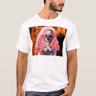 Camiseta Noiva do inferno