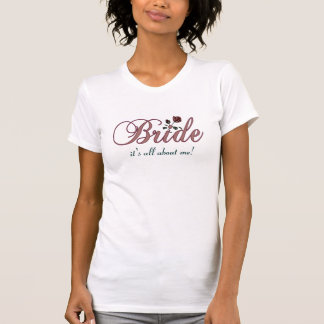 Camiseta Noiva elegante