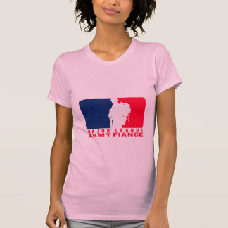 Camiseta Noivo do exército da liga principal