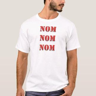 Camiseta Nom Nom Nom
