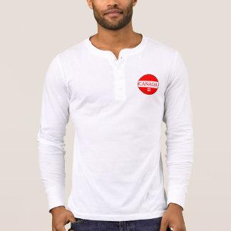 Camiseta Nome comercial canadense do desenhista