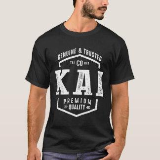 Camiseta Nome de Kai
