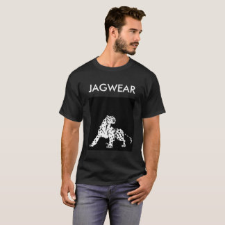 Camiseta nome do jagwear com design