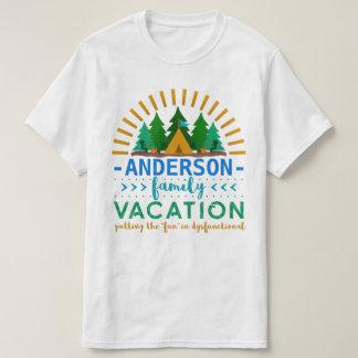 Camiseta Nome feito sob encomenda engraçado da viagem de