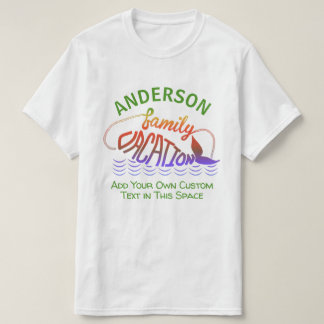 Camiseta Nome feito sob encomenda V2 dos peixes | das