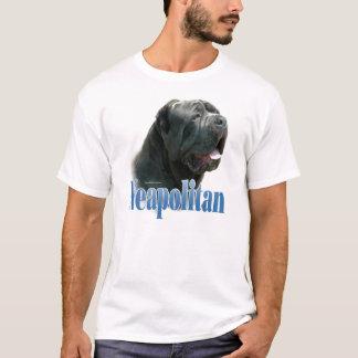 Camiseta Nome napolitana do Mastiff