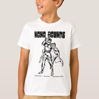Camiseta Nono limita o desgaste da ação