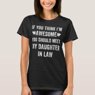 Camiseta Nora impressionante