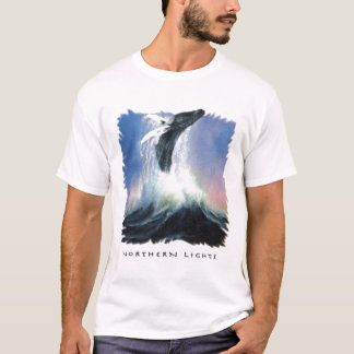 Camiseta Northernlightswhale