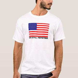 Camiseta Nós ainda recordamos