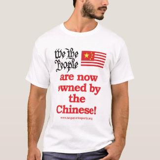 Camiseta Nós as pessoas…