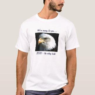 Camiseta Nós estamos vindo para você t-shirt
