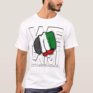 Camiseta Nós existimos - Palestina livre - Gaza livre