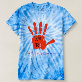 Camiseta Nós Laço-Tintura R1