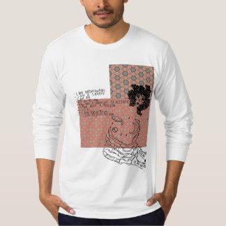 Camiseta nós não somos todo o nada. nós somos todas as