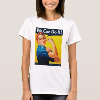 Camiseta Nós podemos fazê-lo
